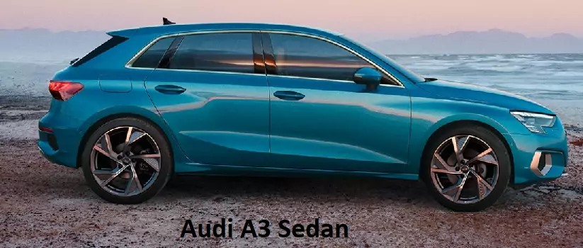 Audi A3 sedan – A detailed Review
