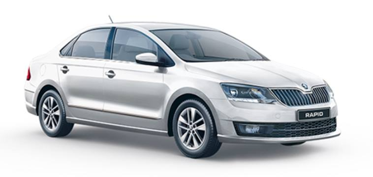 Skoda Rapid Automatic | Driving Experience